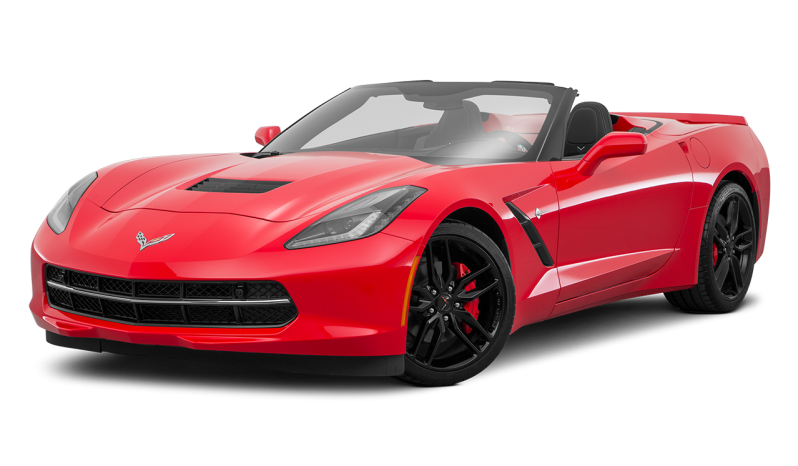 Corvette Stingray full